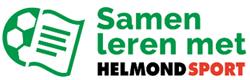 Samen Leren met Helmond Sport Logo